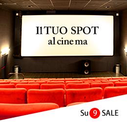 Publbicita Cinema Cineplex Ragusa
